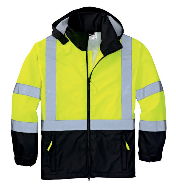High Visibility Windbreaker