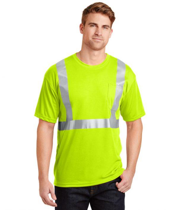 High Visibility Short Sleeve T-Shirt